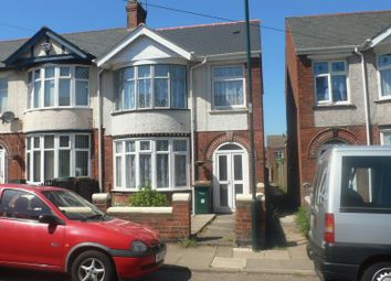 Thumbnail 3 bedroom end terrace house to rent in Kelvin Avenue, Wyken, Coventry, West Midlands