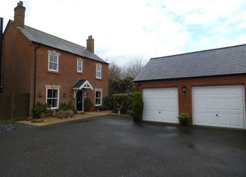 Thumbnail 4 bed detached house for sale in Honeysuckle Lane, Wragby, Market Rasen