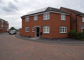 Thumbnail 3 bed detached house for sale in Boundry Close, Scraptoft, Leicester
