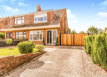 Thumbnail 2 bedroom semi-detached house for sale in Hudson Road, Gee Cross, Hyde, Greater Manchester