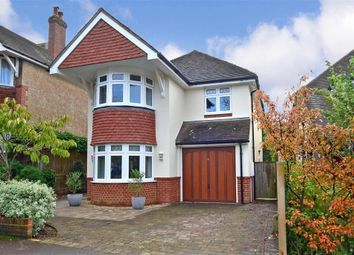 Thumbnail 4 bed detached house for sale in Varndean Gardens, Brighton, East Sussex
