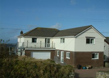 Thumbnail 5 bed detached house for sale in Trelavour Downs, St Dennis, St Austell, Cornwall