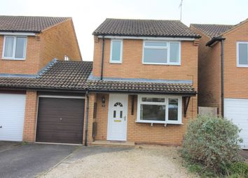 Thumbnail 2 bed link-detached house to rent in Swallow Park, Thornbury, Bristol