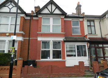 Thumbnail 4 bed terraced house to rent in Fairview Road, Norbury
