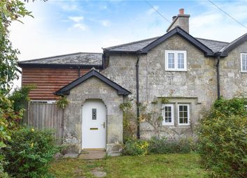 Thumbnail 3 bed semi-detached house for sale in Twyford, Shaftesbury
