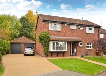 Thumbnail 4 bed detached house for sale in Quartz Close, Wokingham, Berkshire