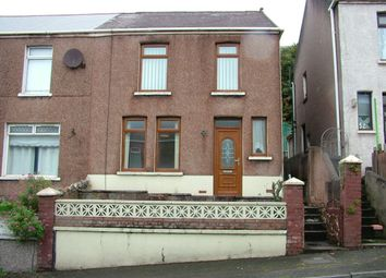Thumbnail 3 bed semi-detached house for sale in Caradoc Street, Taibach