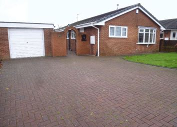 Thumbnail 2 bed bungalow to rent in Romford Place, Meir Park, Stoke-On-Trent