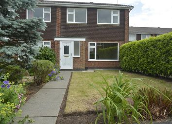 Thumbnail 3 bed semi-detached house to rent in Manor Road, Barlestone, Warwickshire
