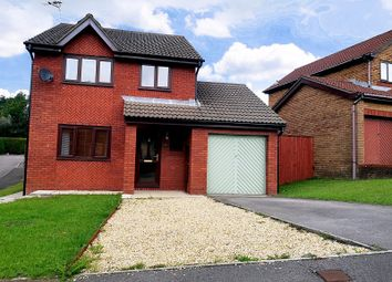 3 bed detached house to rent in Heol Cambrensis, Pyle, Bridgend, Bridgend County. CF33