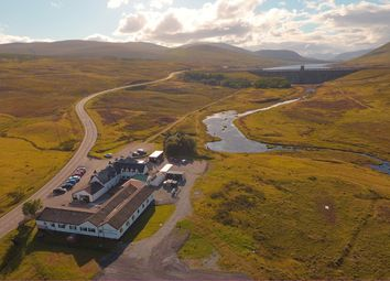 Thumbnail Leisure/hospitality for sale in Leasehold - Aultguish Inn, Main Road, Garve, Ullapool