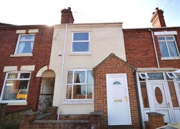 Thumbnail 2 bed terraced house for sale in Oxford Street, Church Gresley, Swadlincote