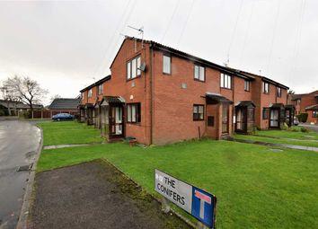 Thumbnail 1 bedroom flat to rent in The Conifers, Hambleton, Poulton-Le-Fylde