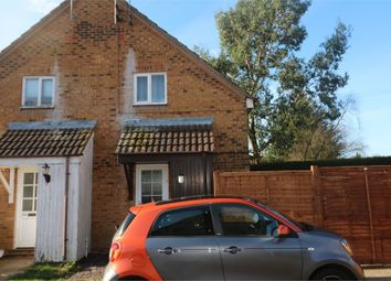 Thumbnail 1 bedroom property for sale in Montfitchet Walk, Stevenage, Hertfordshire