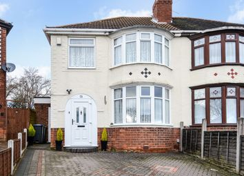 Thumbnail 3 bedroom semi-detached house for sale in Grigg Grove, Northfield, Birmingham