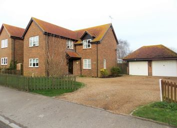 Thumbnail 4 bed detached house to rent in Heath Road, Appledore, Ashford