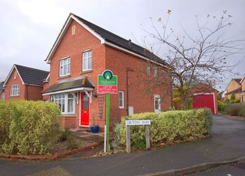 Thumbnail 3 bed detached house to rent in Ashford Rise, Belper