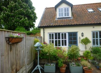 Thumbnail 1 bed end terrace house for sale in Old Brewery Yard, Halesworth