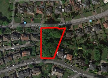 Thumbnail Land for sale in Land At Beechlands Drive, Clarkston, Glasgow G767Xa
