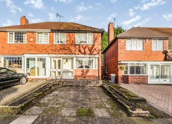 3 bed semi-detached house for sale in Curbar Road, Great Barr, Birmingham B42