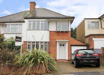 3 bed semi-detached house for sale in The Ridgeway, North Harrow, Harrow HA2