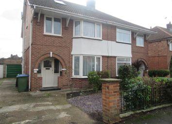 Thumbnail 4 bed semi-detached house to rent in Elmes Drive, Southampton