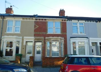 Thumbnail 2 bed terraced house to rent in Meon Road, Southsea