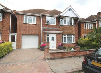 Thumbnail 5 bedroom detached house for sale in Uppingham Road, Leicester