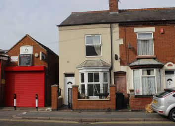 Thumbnail 4 bed end terrace house to rent in Marfitt Street, Belgrave, Leicester