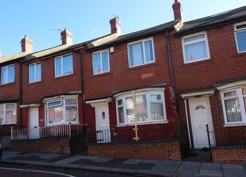Thumbnail 3 bed terraced house for sale in Ladykirk Road, Newcastle Upon Tyne