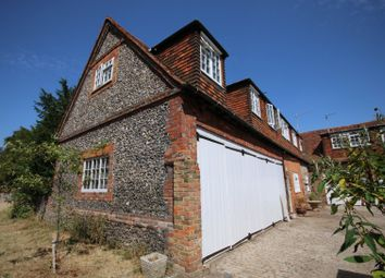Thumbnail 1 bed flat to rent in Manor House Garage Flats, Hambleden, Henley-On-Thames