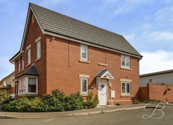 Thumbnail 3 bed semi-detached house for sale in Sanderling Way, Forest Town, Mansfield