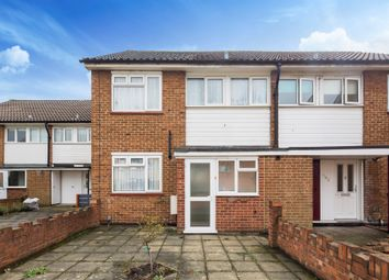 Thumbnail 3 bedroom end terrace house for sale in Phipps Bridge Road, Mitcham