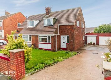 Thumbnail 3 bed semi-detached house for sale in Millfield Terrace, Sunderland, Tyne And Wear