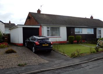 Thumbnail 2 bed bungalow for sale in 88 Wasdale Park, Seascale, Cumbria