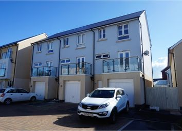 Thumbnail 3 bed town house for sale in Janion, Llanelli