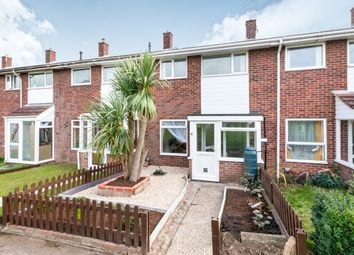 Thumbnail 3 bed terraced house to rent in Fabian Close, Basingstoke