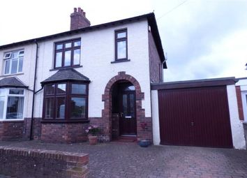 Thumbnail 3 bed semi-detached house for sale in Belah Crescent, Carlisle, Cumbria