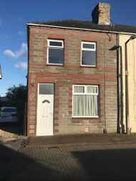 Thumbnail 3 bed terraced house to rent in Glebe Street, Barry