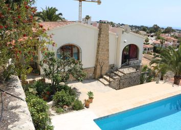 Thumbnail 3 bed villa for sale in Benissa-Costa, Alicante, Spain