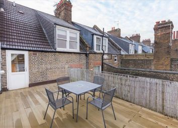 Thumbnail 1 bedroom terraced house to rent in Plympton Road, London