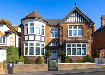 Thumbnail 6 bed detached house for sale in Denmark Road, Guildford