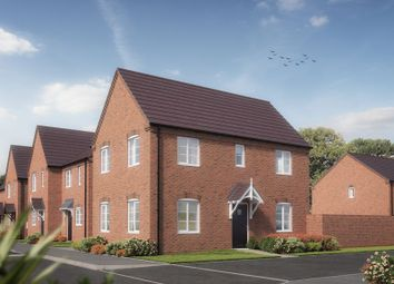 Thumbnail 3 bed detached house for sale in Uttoxeter Road, Hill Ridware, Rugeley