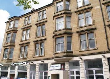 Thumbnail 3 bed flat to rent in Bank Street, Glasgow
