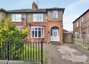 Thumbnail 3 bed semi-detached house for sale in Highfield Road, Darlington, County Durham, Darlington