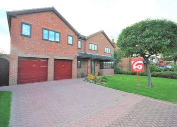 4 bed detached house for sale in Gatesbridge Park, Finningley, Doncaster DN9