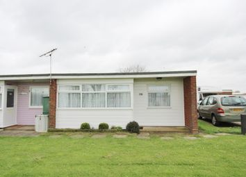 2 bed property for sale in Sundowner, Newport Road, Hemsby NR29