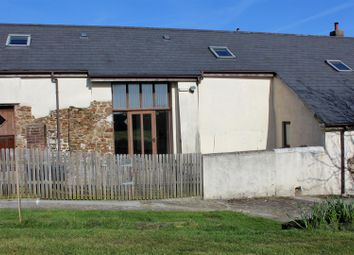 Thumbnail 1 bed terraced house for sale in Yarnscombe, Barnstaple