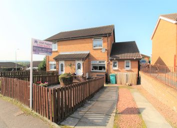 Thumbnail 3 bed semi-detached house for sale in Brandon Way, Coatbridge