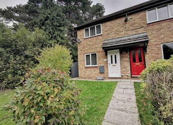 Thumbnail 2 bed end terrace house for sale in Beaupreau Place, Abergavenny